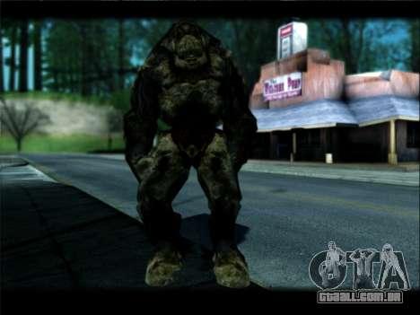 DOOM 3 - Hunter Invulnerability para GTA San Andreas por diante tela