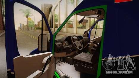 Mercedes-Benz Sprinter 2012 Midwest Ambulance para GTA San Andreas vista direita