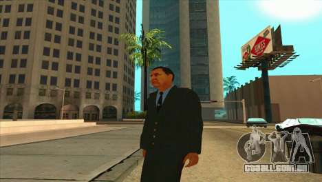 Karpov v1 para GTA San Andreas terceira tela
