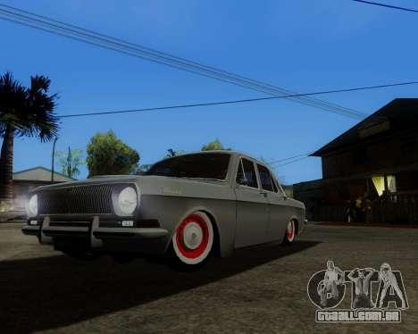 GAZ 2401 para GTA San Andreas