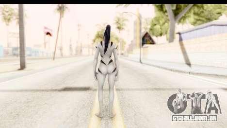 Marvel Future Fight - White Tiger para GTA San Andreas terceira tela