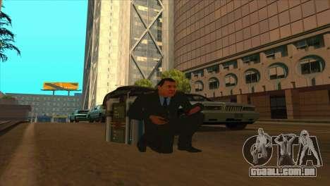 Karpov v1 para GTA San Andreas sexta tela