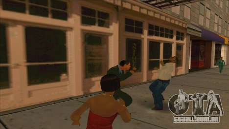 Karpov v1 para GTA San Andreas quinto tela