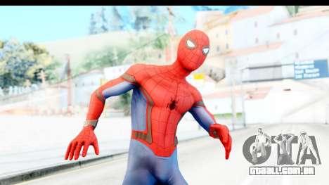 Marvel Heroes - Spider-Man Civil War para GTA San Andreas