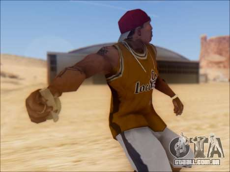GTA 5 Grenade para GTA San Andreas segunda tela