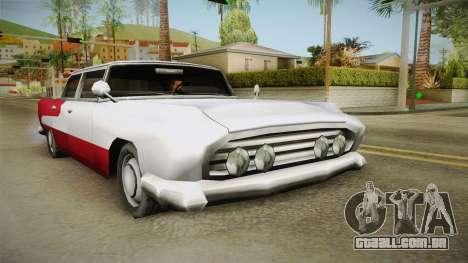 Refreshed Oceanic para GTA San Andreas