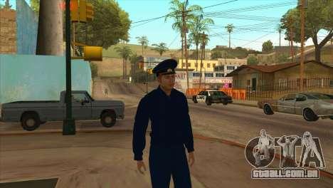 O Promotor de jaqueta PN para GTA San Andreas