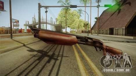 Silent Hill 2 - Shotgun para GTA San Andreas