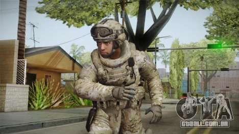 Multicam US Army 5 v2 para GTA San Andreas