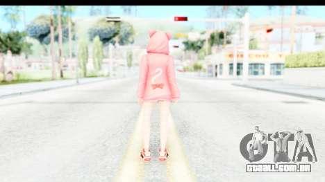 Marie Rose Newcomer para GTA San Andreas
