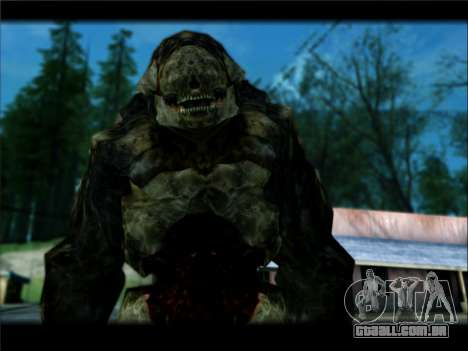DOOM 3 - Hunter Invulnerability para GTA San Andreas terceira tela
