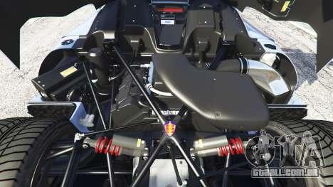GTA 5 Koenigsegg CCX 2006 [Autovista] [replace] vista lateral direita