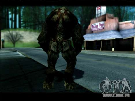 DOOM 3 - Hunter Invulnerability para GTA San Andreas