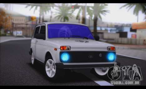 VAZ 2121 Bpan para GTA San Andreas