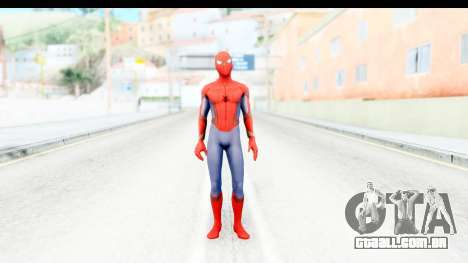 Marvel Heroes - Spider-Man Civil War para GTA San Andreas