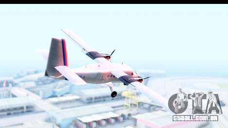 DHC-6-400 Nepal Airlines para GTA San Andreas vista direita