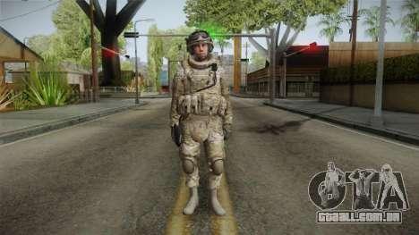 Multicam US Army 5 v2 para GTA San Andreas segunda tela
