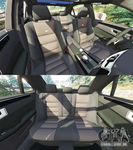 Mercedes-Benz E63 (W212) AMG 2010 [add-on] para GTA 5