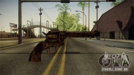 Silent Hill 2 - Pistol 2 para GTA San Andreas segunda tela