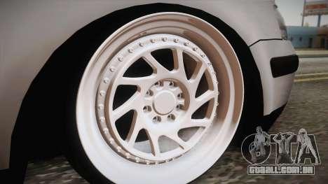 Volkswagen Passat 2.0 TDI para GTA San Andreas