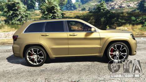 Jeep Grand Cherokee SRT-8 2014 [replace]