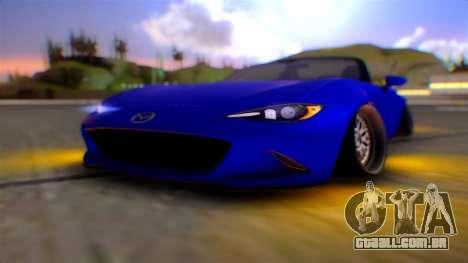 Axygen ENB para GTA San Andreas segunda tela