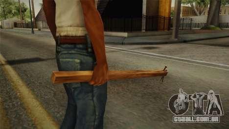 Silent Hill 2 - Weapon 3 para GTA San Andreas terceira tela