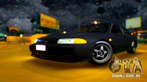 Axygen ENB para GTA San Andreas quinto tela