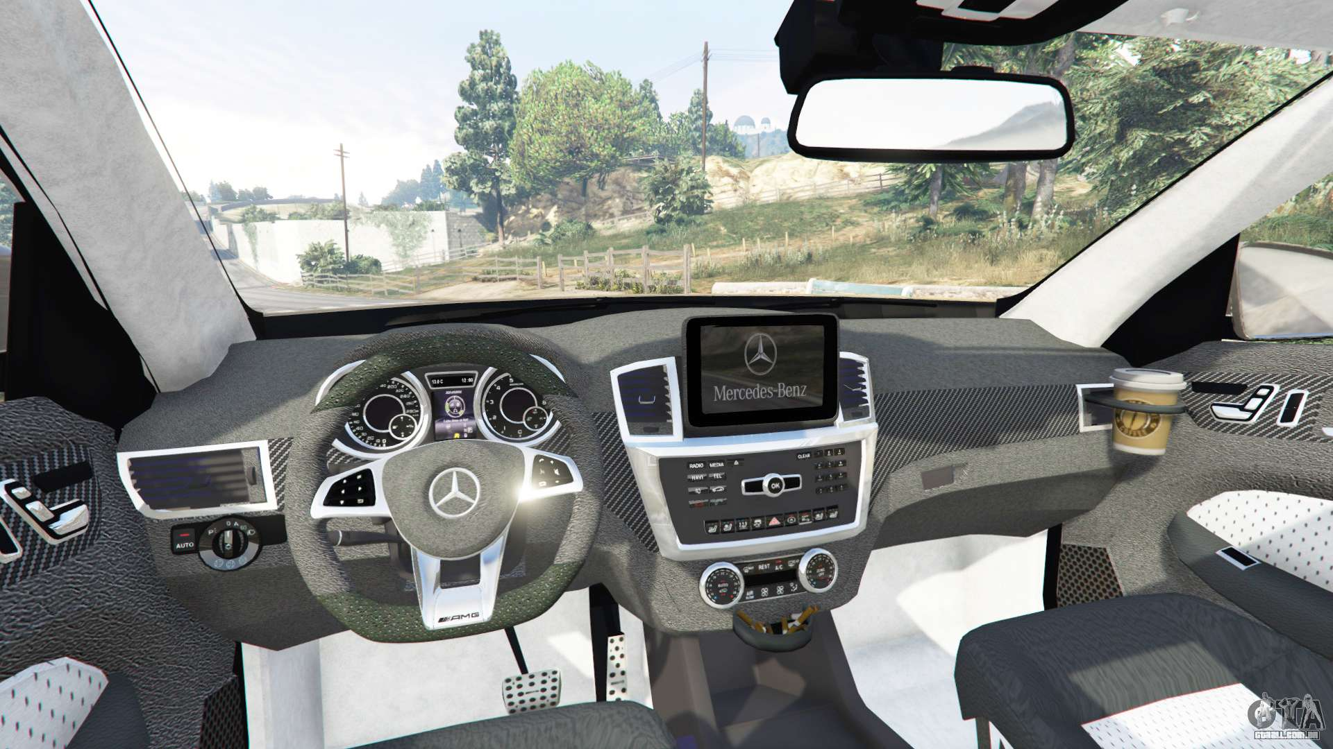Mercedes benz gle 450 amg 4matic c292 add on para gta 5 for Mercedes benz add