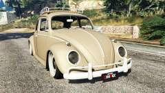 Volkswagen Fusca 1968 v0.8 [replace] para GTA 5