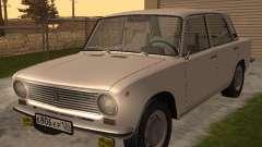 VAZ 21013 Krasnoyarsk para GTA San Andreas