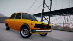 VAZ 2105 patch 1.1 para GTA San Andreas