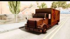 GTA 4 Vapid Benson