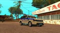 O Range Rover Sport ДПС
