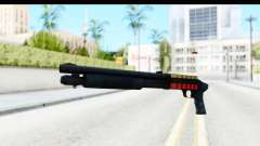Tactical Mossberg 590A1 Black v3 para GTA San Andreas
