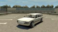 ГАЗ 310221 (Paulo Preto prod.)