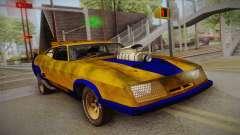 Ford Falcon 1973 Mad Max: Fury Road