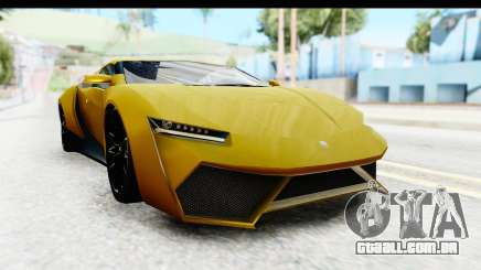 GTA 5 Pegassi Reaper IVF para GTA San Andreas