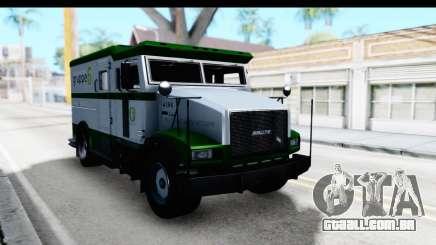 GTA 5 Stockade v1 para GTA San Andreas