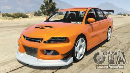 Maibatsu Revolution SG-RX (Tuners and Outlaws) para GTA 5