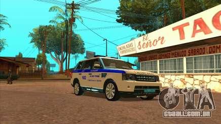 O Range Rover Sport ДПС para GTA San Andreas