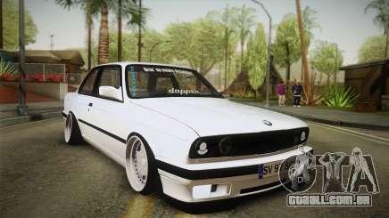 BMW M3 E30 Stance para GTA San Andreas