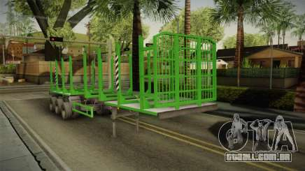 MAZ 99864 Trailer v2 para GTA San Andreas