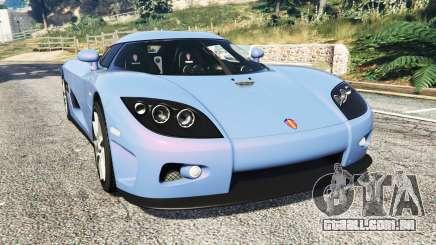 Koenigsegg CCX 2006 [Autovista] [replace] para GTA 5