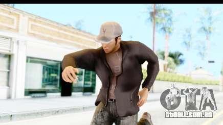 GTA 5 Korean Gangster 2 para GTA San Andreas