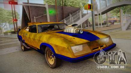 Ford Falcon 1973 Mad Max: Fury Road para GTA San Andreas