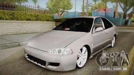 Honda Civic Coupe DX 1995 para GTA San Andreas
