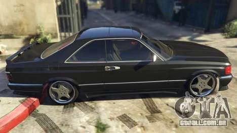 Mercedez-Benz 560 SEC