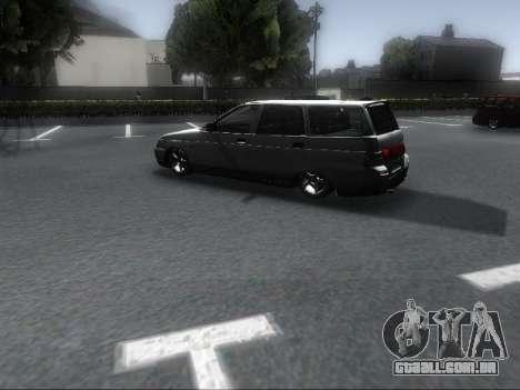 VAZ 2111 Audio para GTA San Andreas