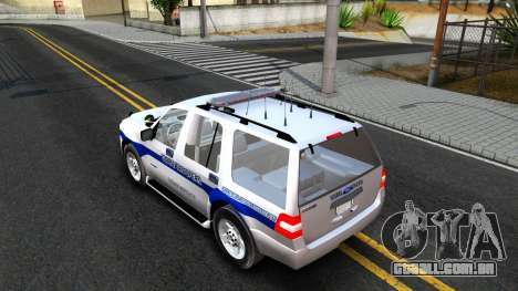 Ford Expedition SAST CVE 2008 para GTA San Andreas